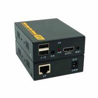Удлинитель HDMI KVM Extender