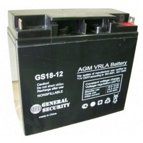 Аккумулятор GS 18-12