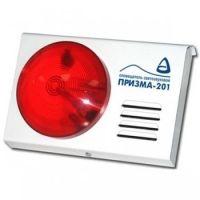 Призма-201 компактный уличн. вандалозащищ. светозвуковой оповещатель, 12В