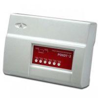 Рокот-2 прибор управления, 2 акустических канала (2х24Вт), 5 сообщ. по 23 сек.